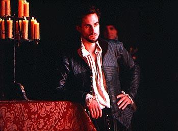 Joseph Fiennes as a young Will Shakespeare in Shakespeare In Love