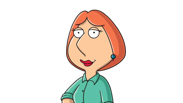 "Lois (voiced by Alex Borstein) stars in ""The Family Guy."""