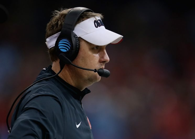 Ole Miss Football Self-Imposes 1-Year Postseason Ban For 2017 Season