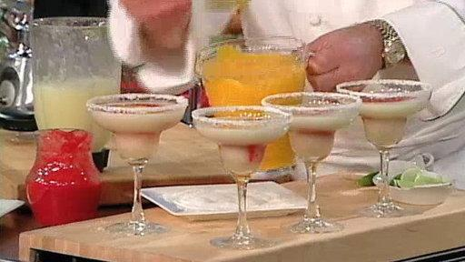 Emeril Lagasse Mango and Lime Margarita