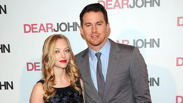 Seyfried: Everyone Wants to Sleep With Channing