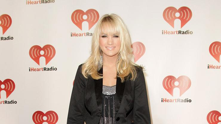 Carrie Underwood i Heart Radio
