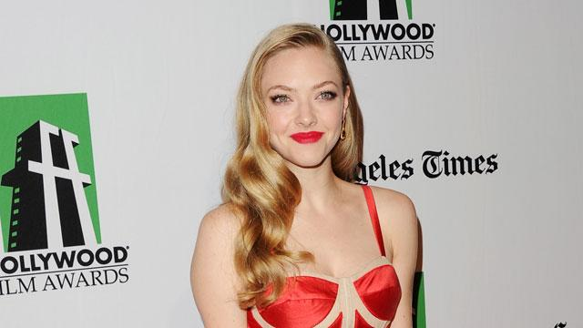 Amanda Seyfried is the New Face of Givenchy