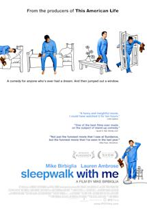 Poster of Sleepwalk with Me
