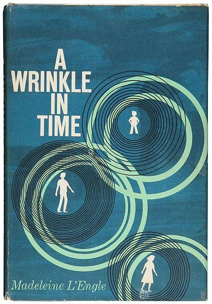 """A Wrinkle in Time"" by Madeline L'Engle"