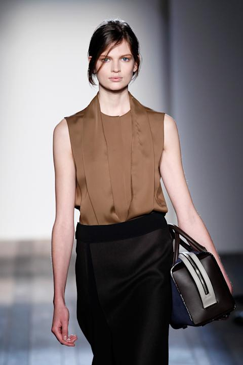 Victoria Beckham - Presentation - Fall 2013 New York Fashion Week