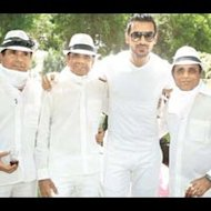 'Race 2' Team In A Whitewash!