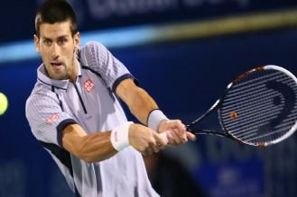 Djokovic sweeps Berdych aside for Dubai title no4