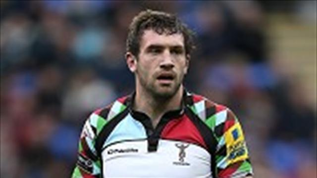 Rugby - Quins remain perfect