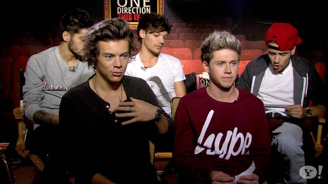 'One Direction: This Is Us' Insider Access: The Lads