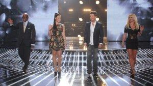'X Factor' 'Diva' Night: 20 Things You Didn't See on TV