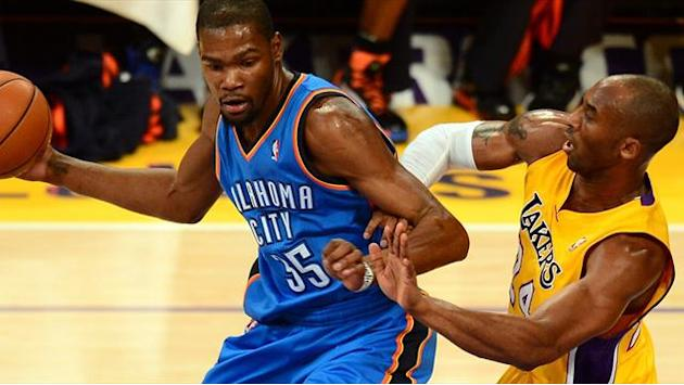 NBA - Durant batte Bryant, il Gallo trascina Denver