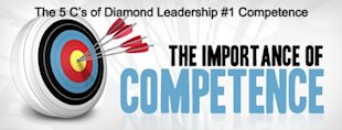 Diamond Leadership Series    Installment #1 Competence image competence1