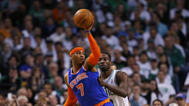 New York Knicks v Boston Celtics - Game Six