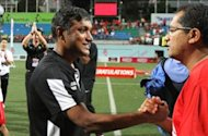 V. Sundramoorthy appointed as Singapore caretaker coach