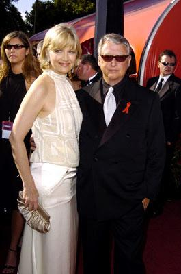 Diane Sawyer and Mike Nichols 56th Annual Emmy Awards - 9/19/2004