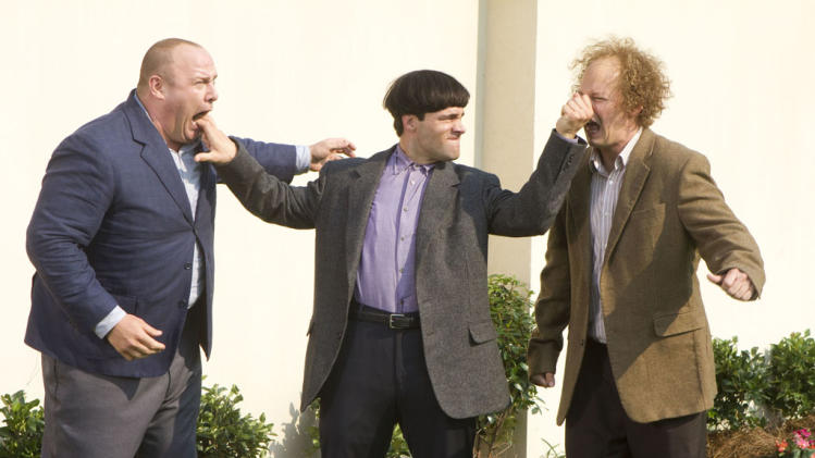 The Three Stooges Stills