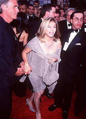 James Brolin and Barbra Streisand 69th Annual Academy Awards Los Angeles, CA 3/24/1997