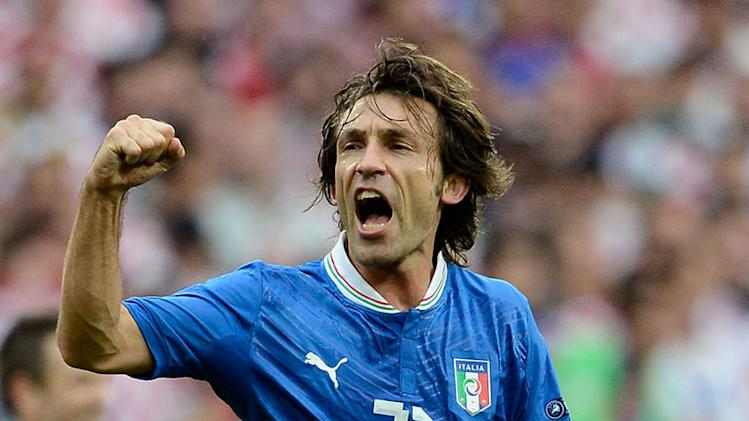 Pirlo set to quit Italy squad