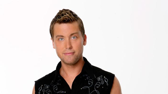 "Singer Lance Bass competes in season 7 of ""Dancing with the Stars."""