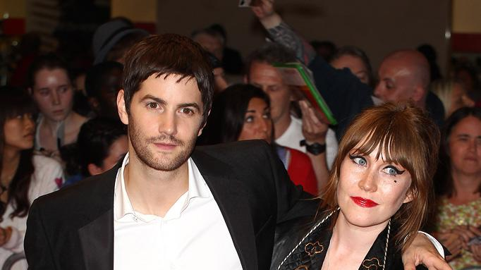 One Day UK Premiere 2011 Jim Sturgess Mickey O' Brien