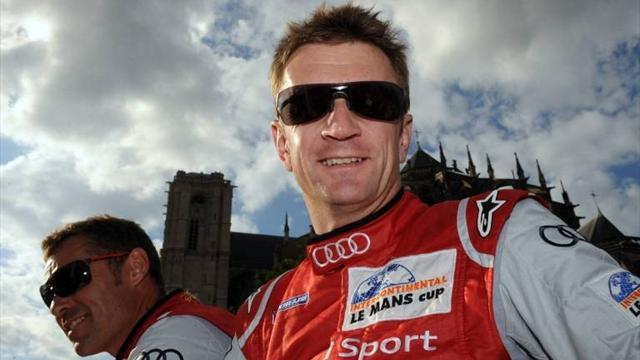 Motorsports - Le Mans winner McNish announces retirement
