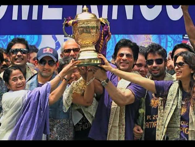 Bollywood lauds SRK after KKR's IPL win