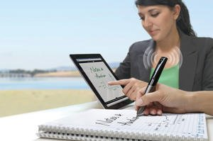 livescribe digital pen wifi