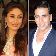 Kareena Kapoor to Play Akshay Kumar's Wife In 'Gabbar'?