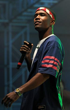 Frank Ocean Cancels Tour Over Vocal Cord Tear