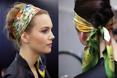 SICILIAN TWISTS AT DOLCE & GABBANA