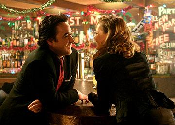 John Cusack and Connie Nielsen in Focus Features' The Ice Harvest