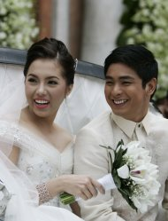 Walang Hanggan: The wedding of Daniel and Katerina