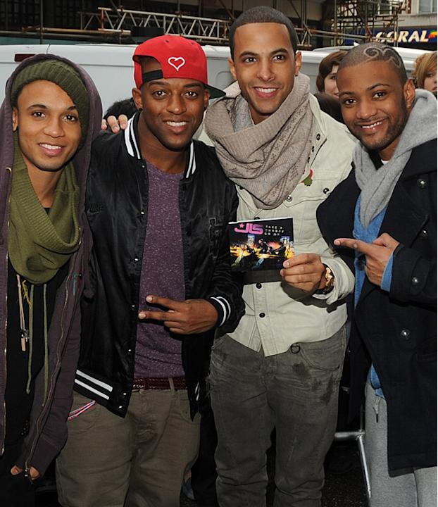 JLS released five albums - making them the only X Factor act to complete a five album deal. Copyright [WENN]
