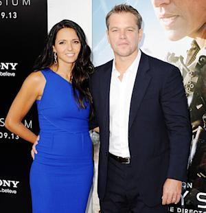 "Matt Damon on Aging: ""I've Become More of a Glutton"""