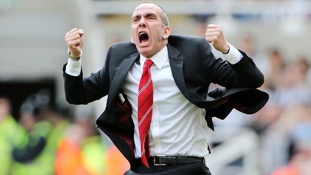 Premier League - Di Canio wants to earn hero status