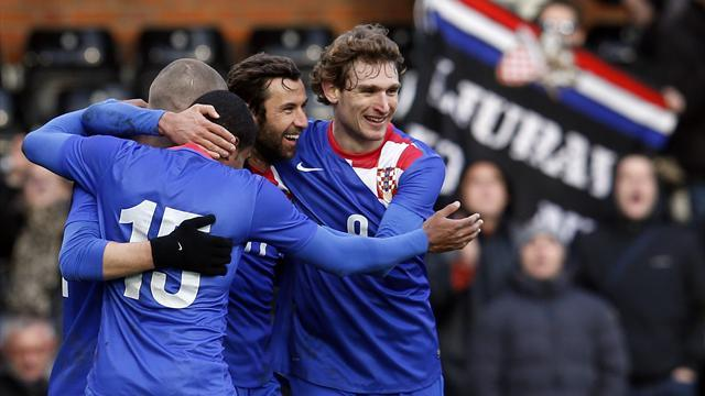 World Football - Croatia outclass South Korea in London friendly