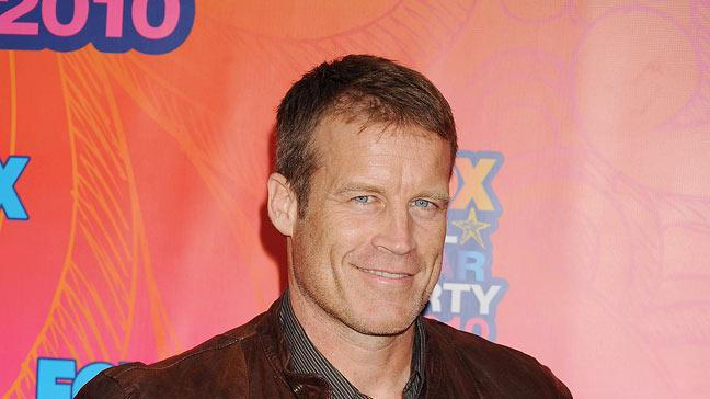 """Human Target's"" Mark Valley arrives at the Fox 2010 Summer TCA All-Star Party on August 2, 2010 in Santa Monica, California."