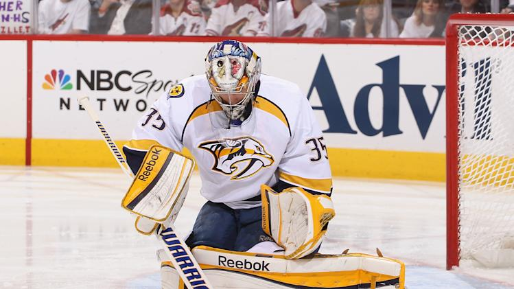 Nashville Predators v Phoenix Coyotes - Game Two