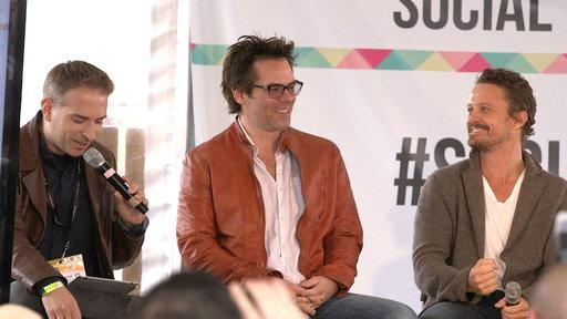 #SocialGood Panel at SXSW: Revolution and the UN