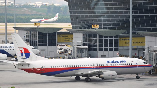 A Malaysia Airlines plane was forced to make an unscheduled landing in Hong Kong after a technical fault. (Getty Images)