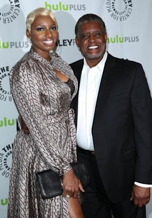 NeNe Leakes and Gregg Leakes at Saban Theatre on March 6, 2013 in Beverly Hills -- Getty Premium