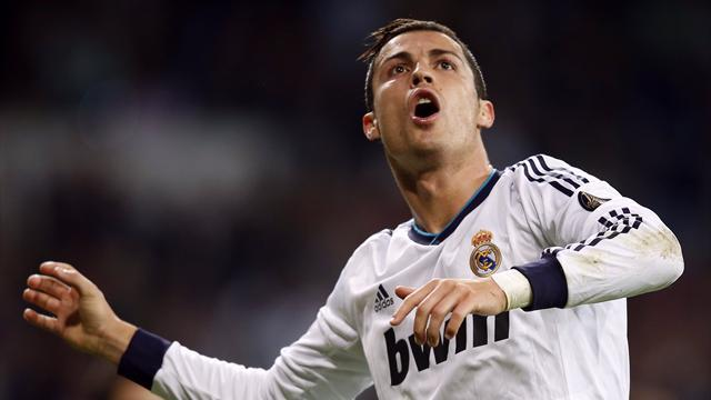 Ronaldo grabs hat-trick as Real Madrid beat Deportivo