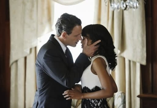 Scandal: 7 Spoilers on Big Flashbacks, Fitz's MIA Kids and Shonda Rhimes' 'Favorite Scene Ever'