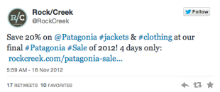 7 Ideas To Boost Online Holiday Sales In 2013 With Social Media image rock creek social media