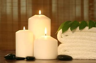 5 easy ways to shed post-Christmas pounds: Light a candle