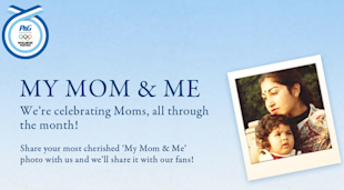 7 Interesting Facebook Campaigns On Mother's Day image Thank You Mom India Facebook