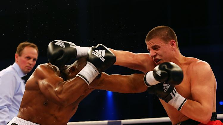Sauerland International Boxing Gala Mike Guy v Tyron Zeuge
