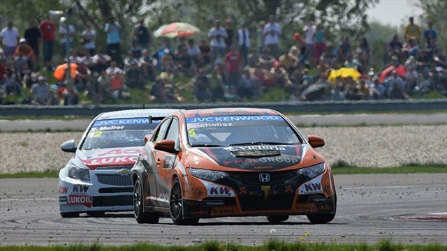 WTCC - Honda and Chevy on maximum weight for Austria