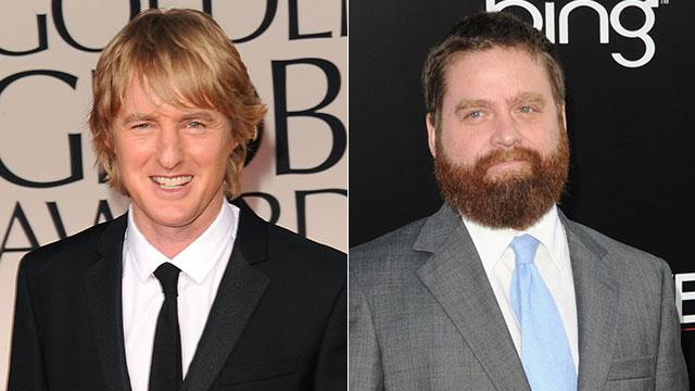 'Mad Men' Creator's Movie Debut Stars Owen & Zach
